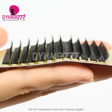 Makeup Tools False Eyelashes Individual Lashes 1 box (Please Specify The Thickness :0.05、0.07、0.15, Length 8mm-13mm)