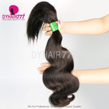 Standard Brazilian Virgin Hair 1 Bundle Braid in Bundles Body Wave Remy Human Hair Extension