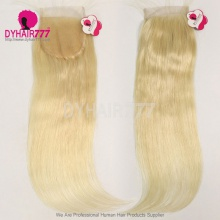 Color 60 Lace Top Closure (4*4) Straight Hair Human Virgin Hair