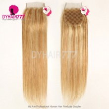Color P10/24 Lace Top Closure (4*4) Straight Hair Human Virgin Hair