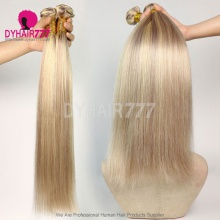 1 Bundles P18/24 Straight Brazilian Hair 100% Virgin Human Hair