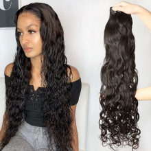 3 or 4 Bundle Deals Royal Virgin Brazilian Hair Natural Weave Extensions