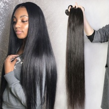 3 or 4 Bundles Royal Brazilian Virgin Hair Posh Straight